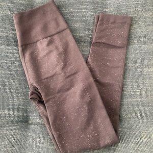 LuluLemon Purple/Grey Leggings